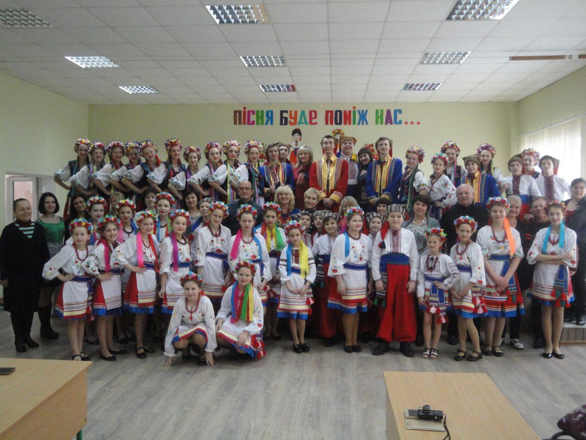 Семінар-практикум викладачів курсу «Музичне мистецтво»